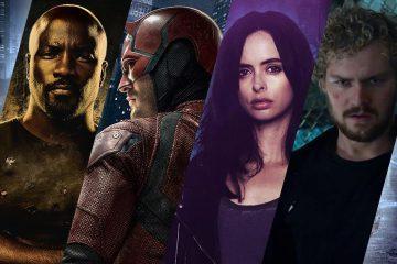 Luke Cage, Daredevil, Jessica Jones, and Iron Fist are Marvel's Defenders
