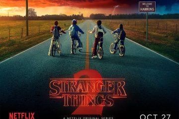 Stranger Things 2 Episode 1 Netflix Poster