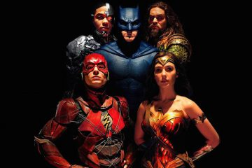 Flash, Cyborg, Batman, Aquaman, and Wonder Woman are the Justice League of America