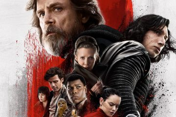Luke, Leia, Rey, Finn, Poe, Rose, Kylo Ren, and the cast of Star Wars: The Last Jedi