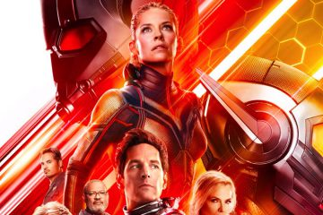 Paul Rudd and Evangeline Lilly headline the cast poster for Marvel's Ant-Man and the Wasp