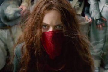 Mortal Engines stars Hera Hilmar as Hester Shaw