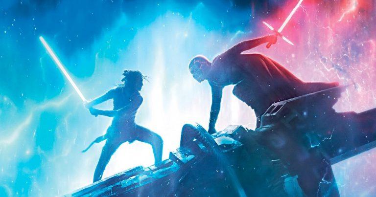 Star Wars: Rise of Skywalker movie poster